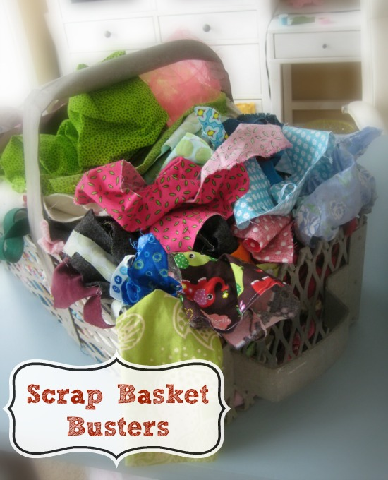 30+ Easy Scrap Basket Busters | The Sewing Loft