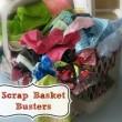 30+ Scrap Fabric Projects