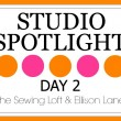Studio Spotlight Day Two
