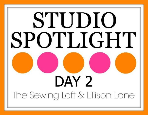 studio spotlight day two | The Sewing Loft