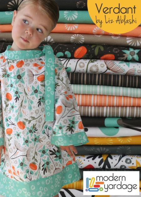Verdant Dress   The Sewing Loft