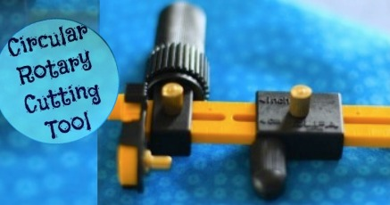 Circular Rotary Cutter Tool   The Sewing Loft #NationalSewingMonth