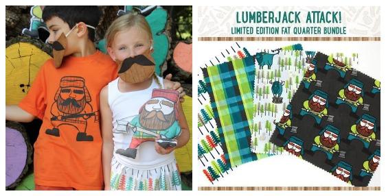 LumberJack Attack by TrashN2Tees & Joyful Roots