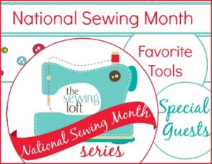 Inspired by 2012 National Sewing Month Winners