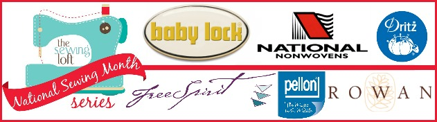 NSM 2013 Sponsors | The Sewing Loft