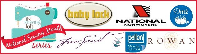 NSM 2013 Sponsors | The Sewing Loft