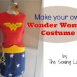 Wonder Woman Costume How To