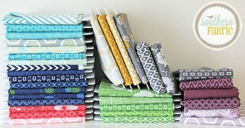 Southern Fabric is an on-line fabric shop offering designer prints and collection. They are a proud sponsor of The Sewing Loft