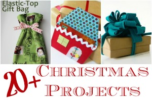 Christmas Holiday Projects Round Up