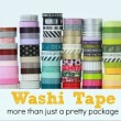Washi Tape as a Sewing Tool