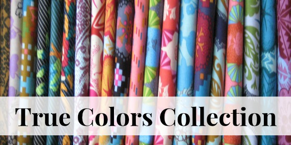 True Colors Blog Tour & Giveaway | The Sewing Loft  #lovefabricfreespirit