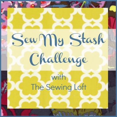 Sew My Stash Challenge Button