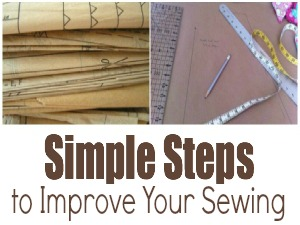Improve your sewing skills with these simple tips. The Sewing Loft