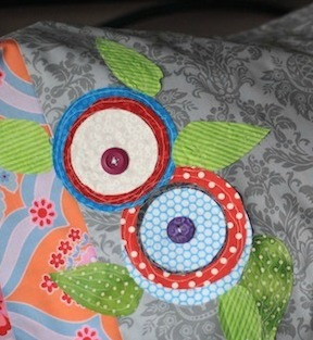 Fun Pillow Case using your rotary cutter