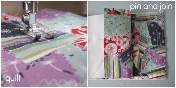 Scrap Bucket Pattern Tutorial by The Sewing Loft