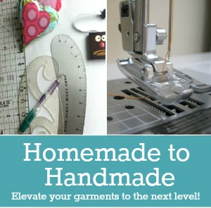 Learn how to elevate your garments to a new level of handmade with these simple steps. The Sewing Loft
