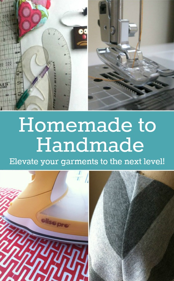 Elevate your garments to a new level of handmade with these simple steps.  The Sewing Loft