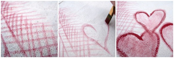 Fabric painting is an easy way to transform your fabric. Learn how with simple tips and techniques. Part of a fabric dyeing mini series on The Sewing Loft.