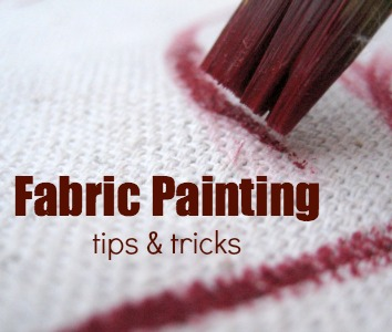 Fabric Painting Techniques The Sewing Loft