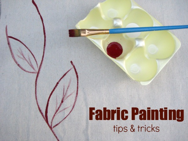fabric painting techniques the sewing loft bloglovin