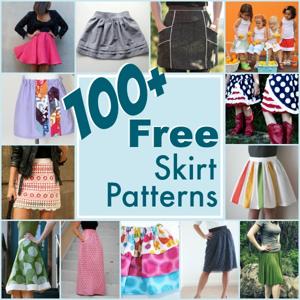 Easy Skirt Sewing Patterns 91