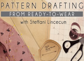 Pattern Drafting Craftsy