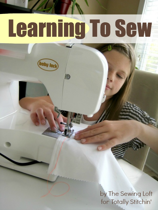 Learning to sew can be a fun adventure.  Before we begin, let's chat about a few safety tips.  The Sewing Loft