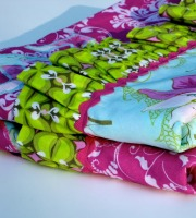 Ruffle Pillowcase Pattern by The Cottage Mama