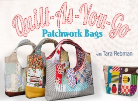 100  Free Tote Bag Patterns - The Sewing Loft