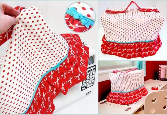 Ruffle Machine Cover Sew 4 Home - The Sewing Loft