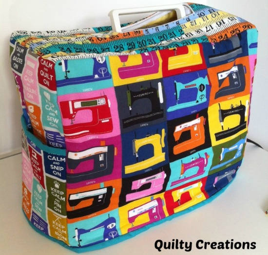 Undercover Sewing Machine Covers The Sewing Loft Gorgeous Pattern For Sewing Machine Cover