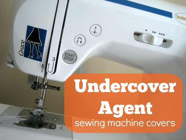 Undercover Sewing Machine Covers The Sewing Loft