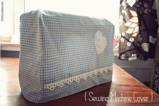 Undercover Sewing Machine Covers The Sewing Loft Gorgeous Sewing Machine Dust Cover