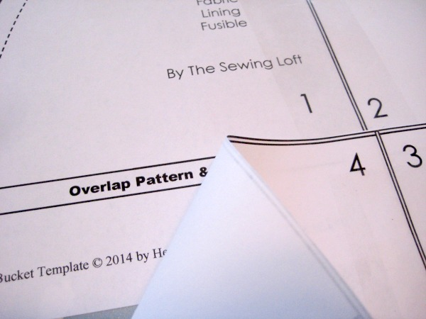 Printing PDF Patterns at home - The Sewing Loft