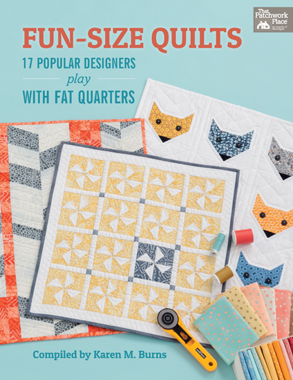 Fun-Size Quilts by Martingale