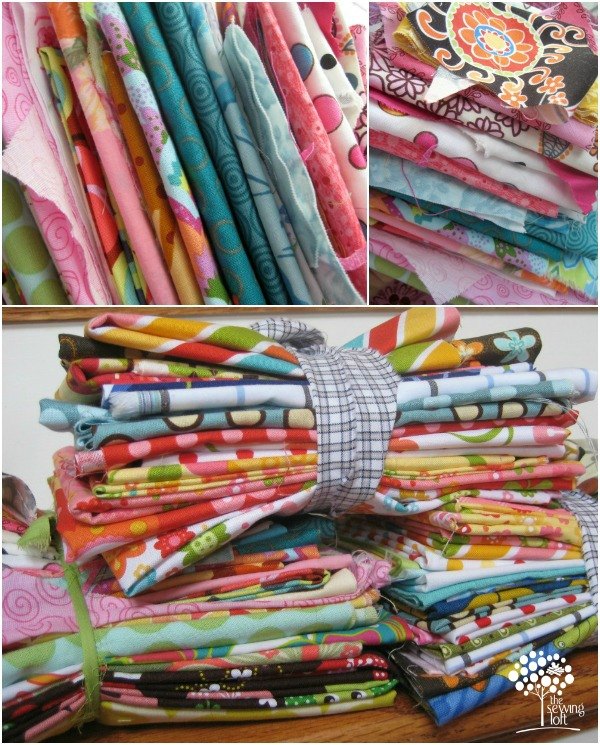 Scrap Fabric Bundles For Sale