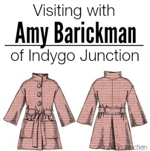 Catching up with Amy Barickman