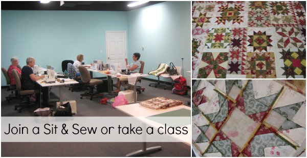 Local fabric and quilt shops can be the best kept secret in town. Take a look at how they can help improve your sewing experience and become your secret weapon! The Sewing Loft
