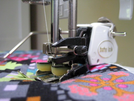Learn how this special foot can change your world! The Sewing Loft