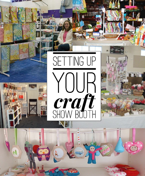 How to set up craft show booths the sewing loft for Best way to sell art prints