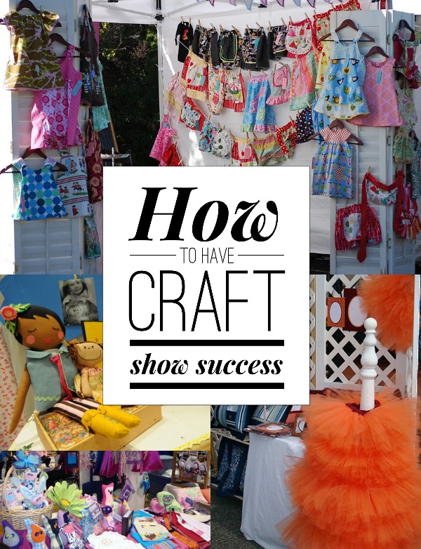 Set yourself up for craft show success the sewing loft for Sewing to sell at craft fairs