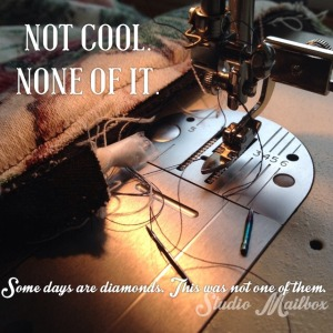 Sewing Disaster