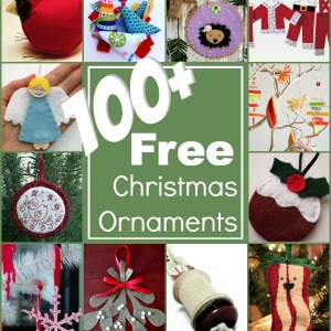 100+ Christmas Ornaments
