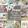 100+ Scrap Fabric Projects