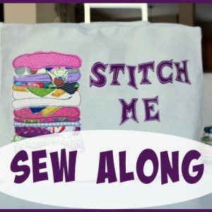 Sewing Machine Cover Sew Along