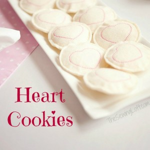Heart Cookies – Sweet Nothings