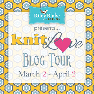 Riley Blake Designs Knit Love Blog Tour