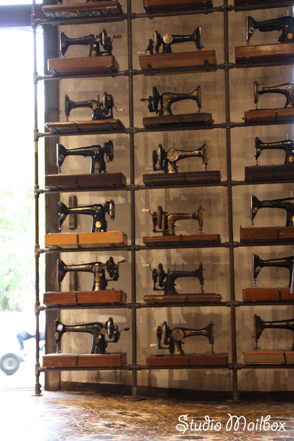 Vintage Sewing Machine Mania The Sewing Loft Gorgeous Sewing Machines Las Vegas
