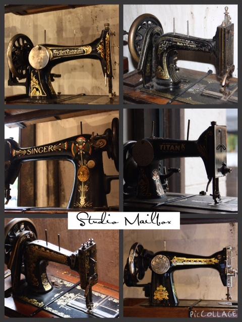 Vintage Sewing Machine Mania The Sewing Loft Fascinating Sewing Machines Las Vegas