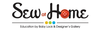 Sew at Home Logo